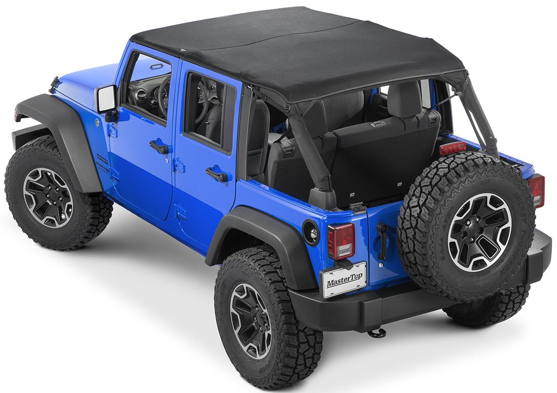 Jeep Bimini Top >> Accessories For Jeep Vehicles Mastertop